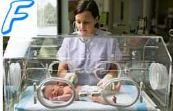 Профилактика респираторного дистресс-синдрома (РДС) при преждевременных родах.