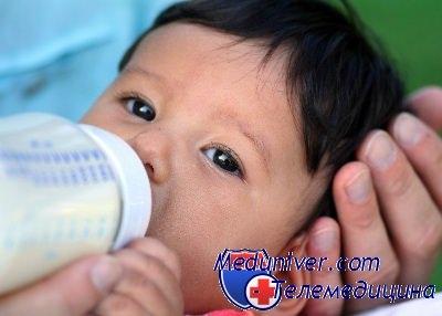 питание новорожденного ребенка