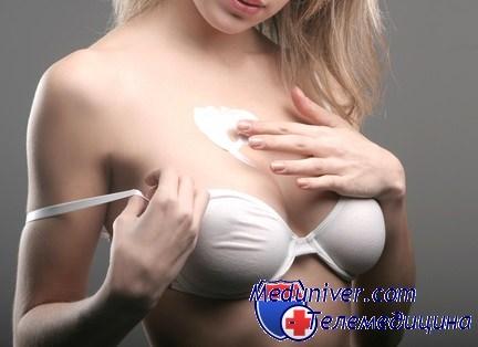 виды увеличения груди