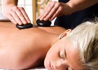 стоунтерапия - расслабляющий массаж камнями