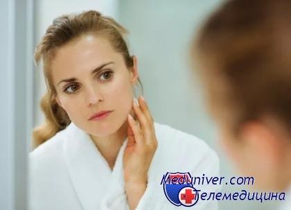Удаление жировиков на лице в домашних условиях