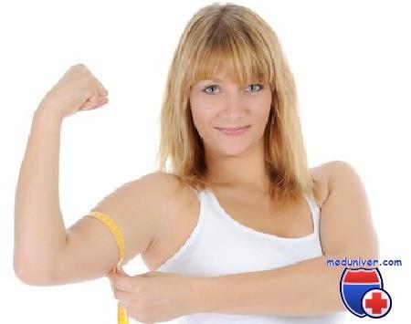 Упражнения для похудения в руках