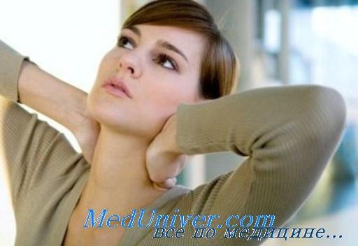 У кого какие симптомы при шейном остеохондрозе  Боли при шейном остеохондрозе