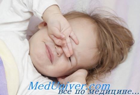 мигрень у ребенка в виде острой спутнности