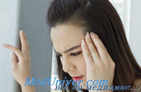 Лекарства при головокружении и нарушении равновесия