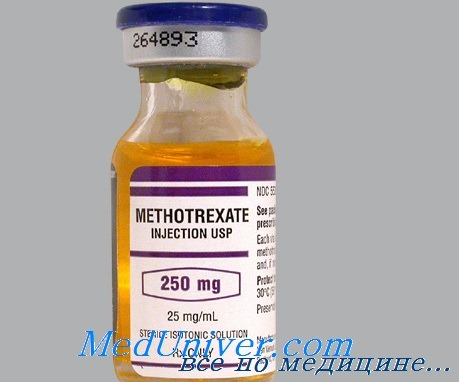 метотрексат для детей