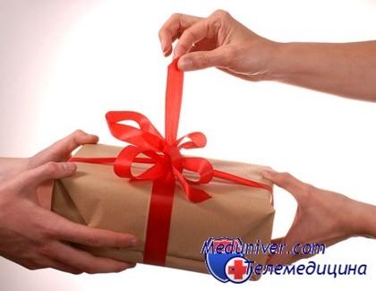 Как делать подарки The Village 47