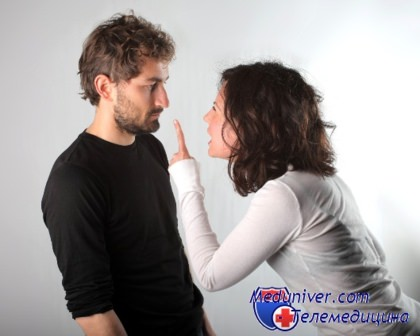 Прояаление мужского эгоизма в сексе