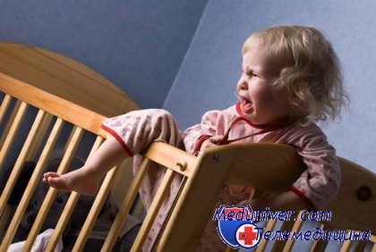 ночные кошмары у ребенка