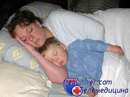 Секс между мамой и сыном