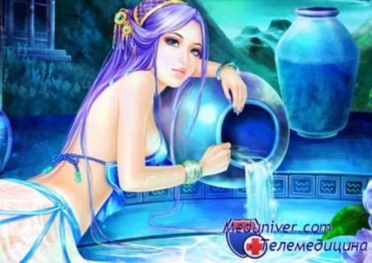 Измена женщины водолея