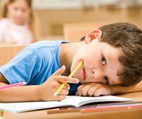 ребенок в школе с математикой