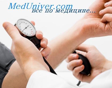 Изимерение артериального давления