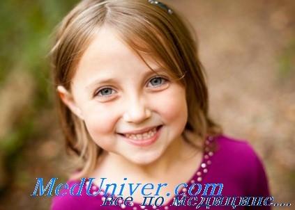 Генетические аномалии детей фото