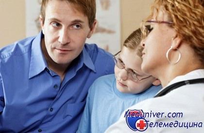 лечить кашель у ребенка