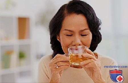 Напитки от простуды и ОРВИ