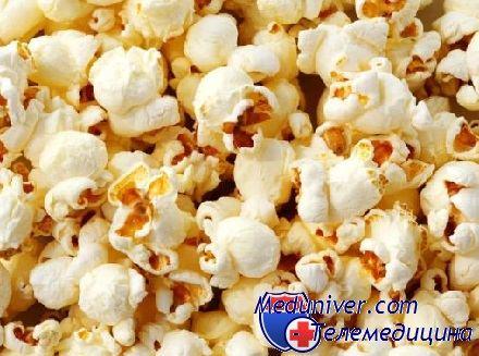 Попкорн и диабет 2 типа