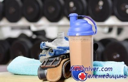 Спортивное питание и здоровье