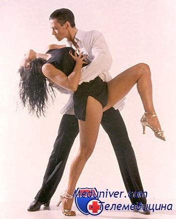 Сексуальные бальные танцы видео