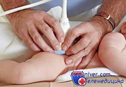 Где сделать узи тазобедренных суставов для ребенка