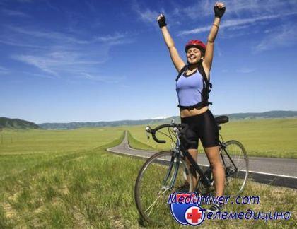 отзывы о похудении при помощи велосипеда