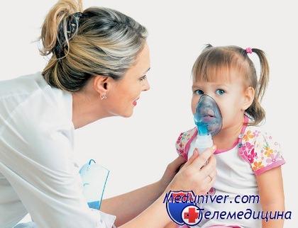 Как вывести у ребенка мокроту из бронхов