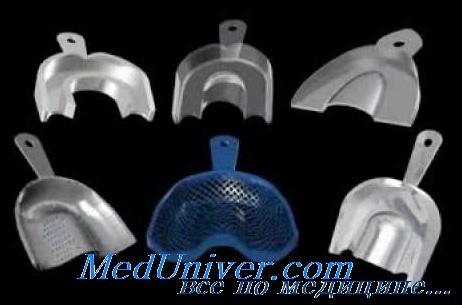 изготовление слепка для протезирования коронками
