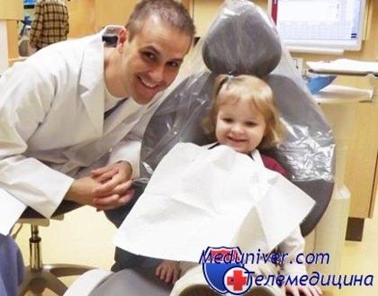 Почему дети боятся зубного?
